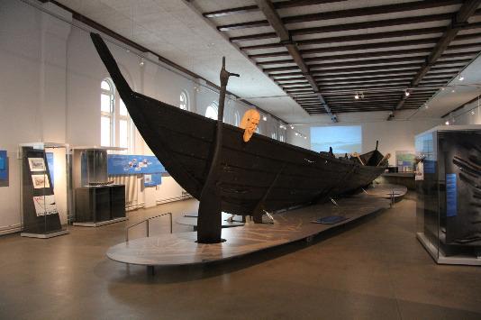 Museum Gottorf Wikingerboot
