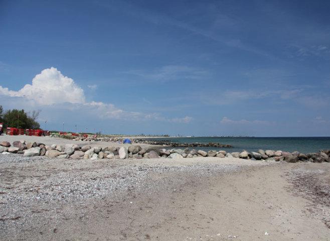 Strandabschnitt in Schönhagen